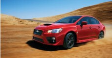 Subaru Symmetrical All Wheel Drive