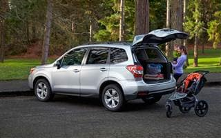 Learn about the Subaru Forester's Flexible Storage Space