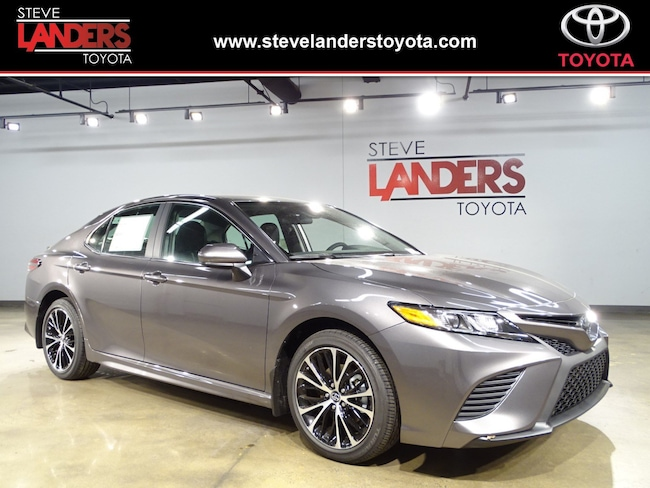New 2019 Toyota Camry For Sale Little Rock Ar 4t1b11hk1ku706192