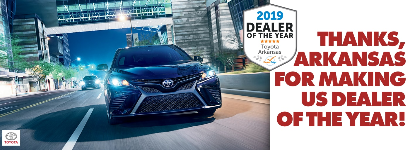 Toyota Dealers In Arkansas >> Steve Landers Toyota In Little Rock Ar New Used Toyota Dealership