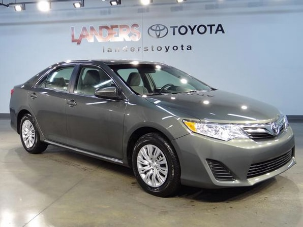 Featured Used & Pre Owned Toyota Vehicles