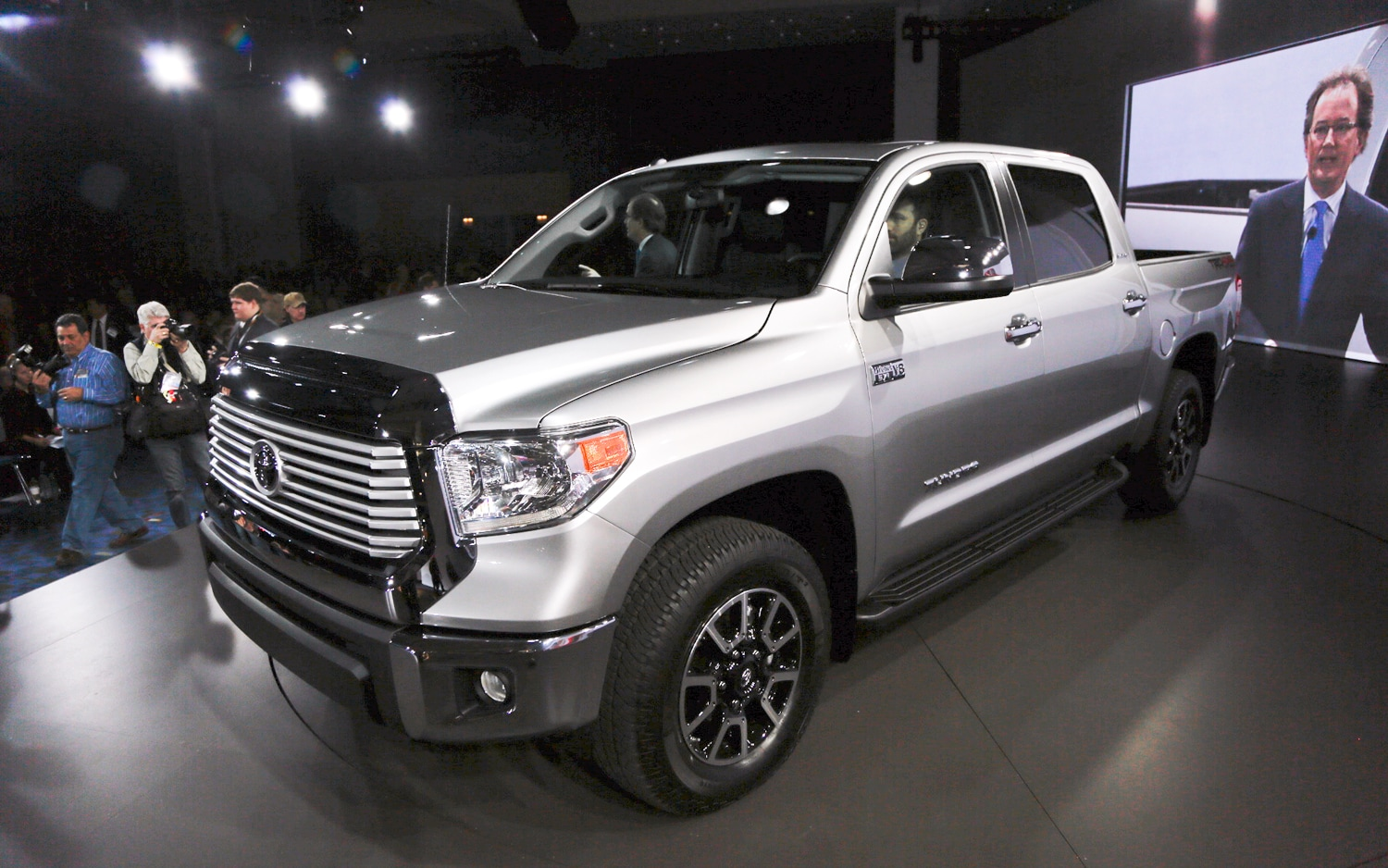 2014 Toyota Tundra and Toyota Highlander ing Soon