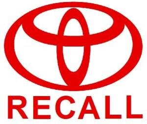 Landers Toyota Little Rock >> Toyota Announces Voluntary Recall for Front Passenger ...