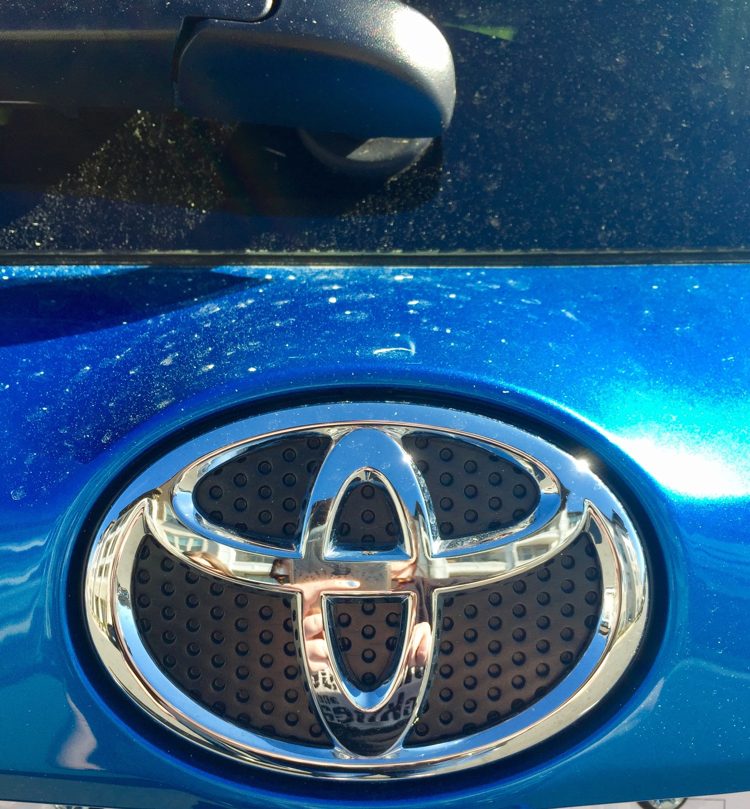 Keeping the Pollen f Your Car Steve Landers Toyota
