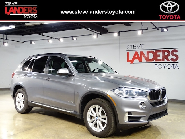 Bmw Little Rock >> Used 2015 Bmw X5 For Sale Little Rock Ar 5uxkr0c59f0p07014