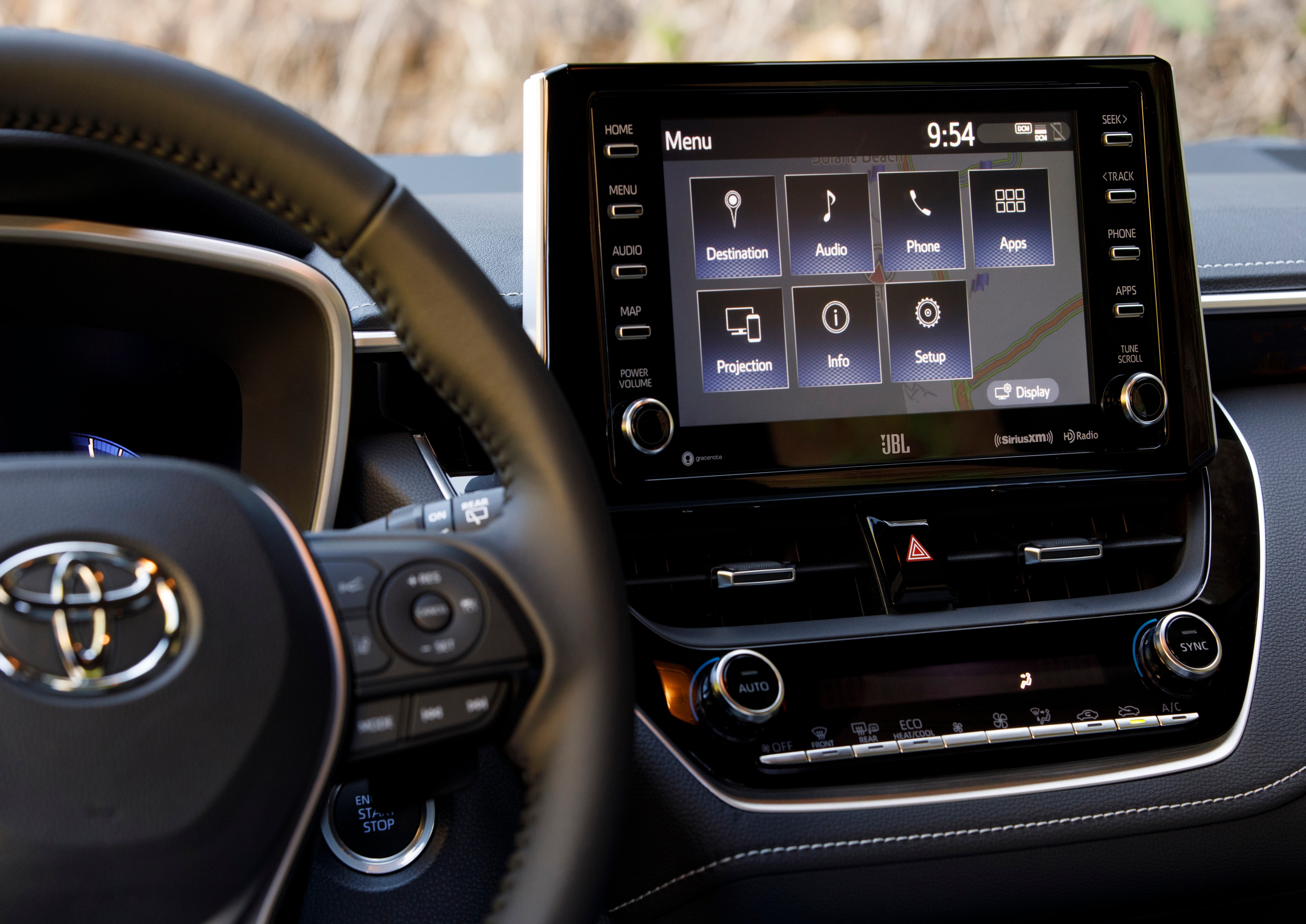 Exploring Toyota Navigation Systems|Little Rock,AR