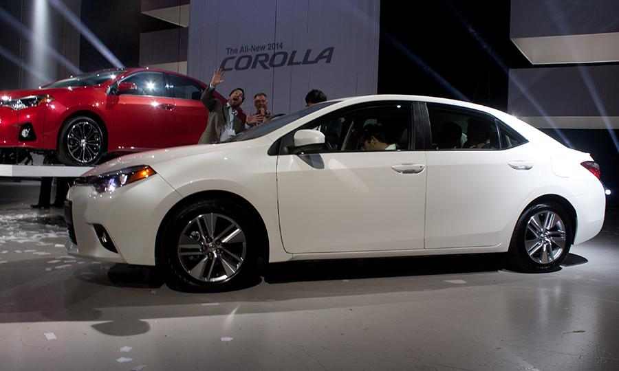 Toyota Corolla Nominated For Green Car Of The Year Steve Landers