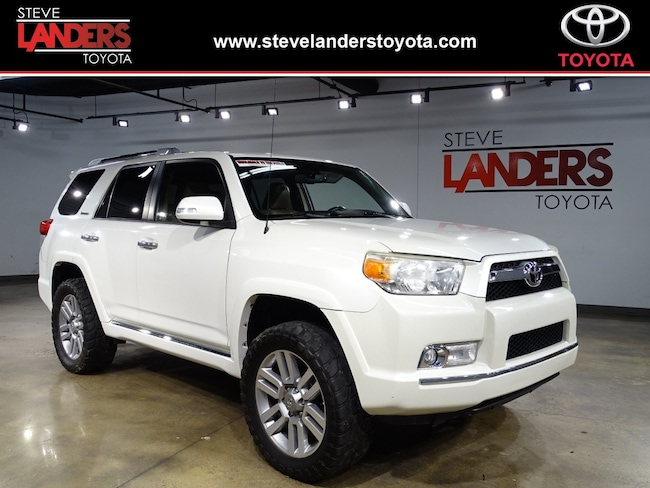 2010 Toyota 4Runner Limited 4WD  V6 Limited