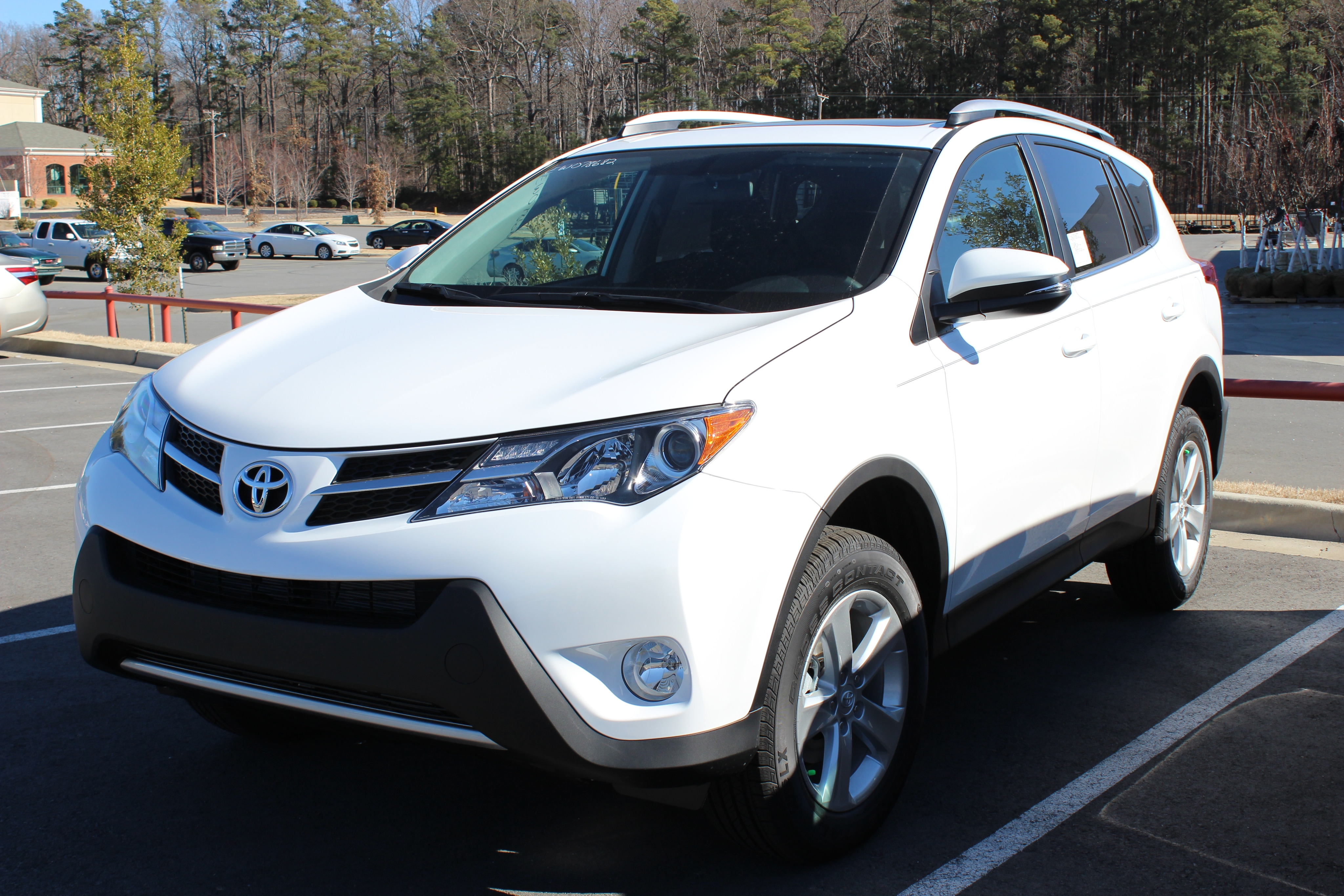 We Have The 2014 Toyota Rav4 You Have Been Looking For At Steve Landers  Toyota In Little Rock, AR. The Toyota Rav4 Was Redesigned For 2013 With All  Sorts Of ...