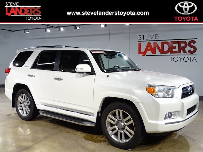 2013 Toyota 4Runner Limited RWD  V6 Limited