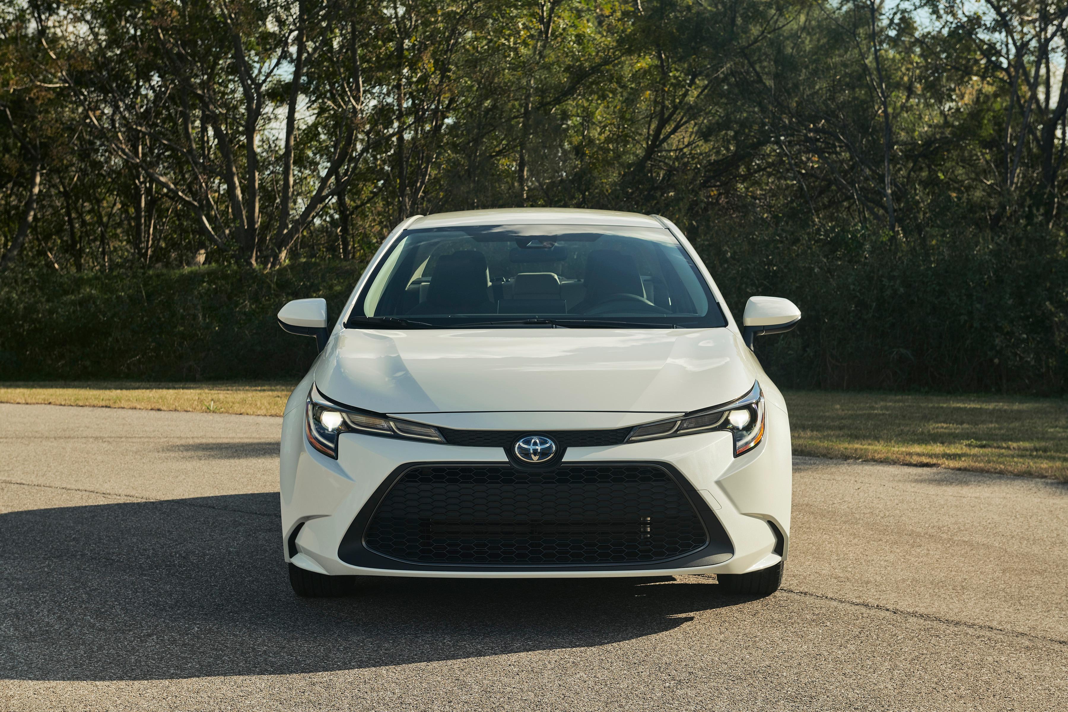 Best Headlamp 2020 2020 Toyota Corolla Gets First Hybrid Model|Little Rock,AR