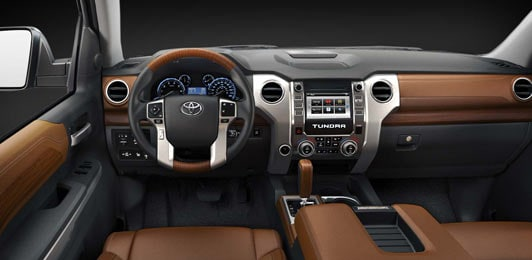 With More Ergonomic Design, Comfort, And Efficiency, The 2014 Toyota Tundra  Injects Even More Style Into Driving A Truck.