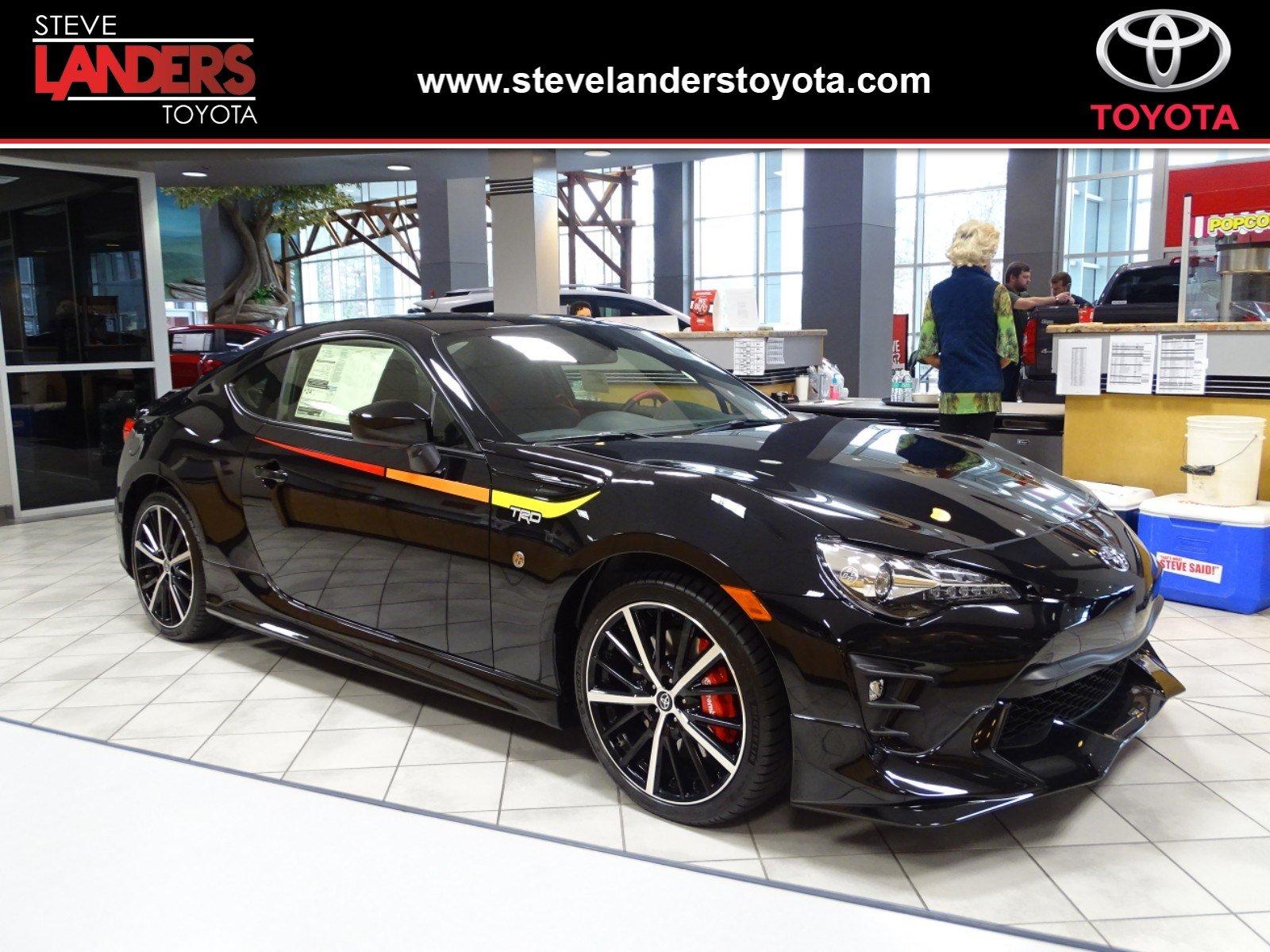 2019 Toyota 86 TRD SE Coupe