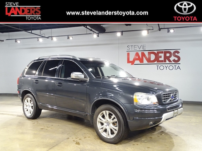 used 2014 volvo xc90 for sale | little rock ar | yv4952cz6e1682038