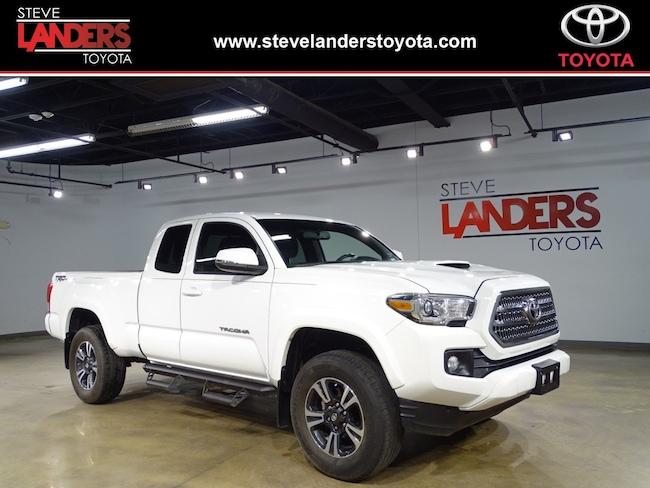 2016 Toyota Tacoma For Sale >> Used 2016 Toyota Tacoma For Sale Little Rock Ar 5tfrz5cnxgx015723