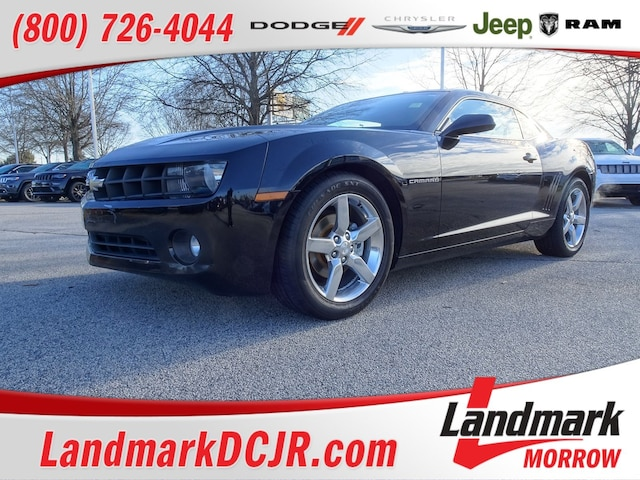 Used 2013 Chevrolet Camaro LT For Sale in Morrow GA