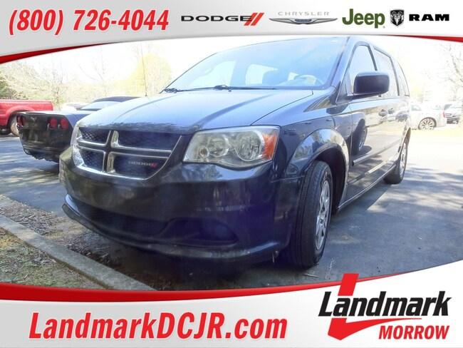 2012 Dodge Grand Caravan American Value Pkg Wagon
