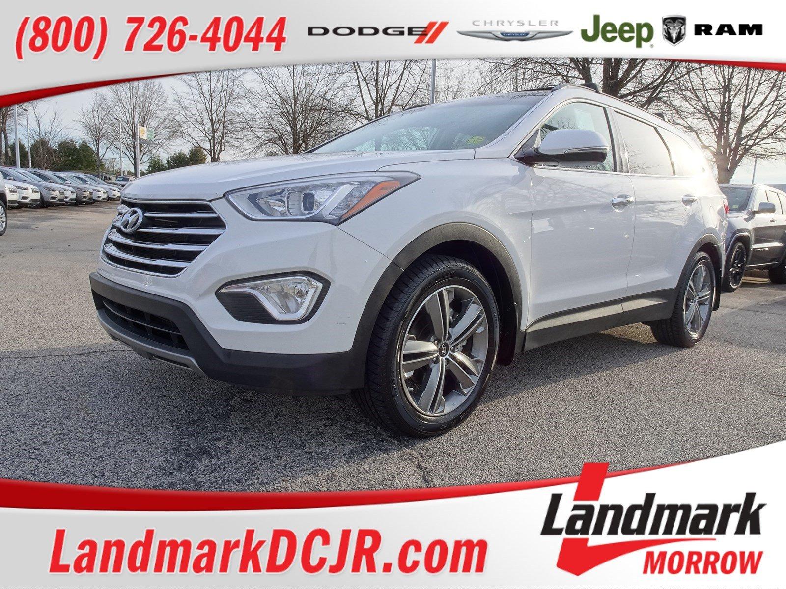 2015 Hyundai Santa Fe Limited FWD  Limited