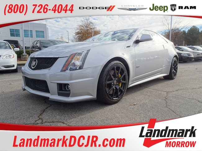 2011 Cadillac CTS-V Coupe Coupe