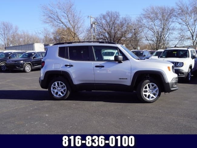 2018 jeep renegade sport 4x4 for sale in independence mo. Black Bedroom Furniture Sets. Home Design Ideas