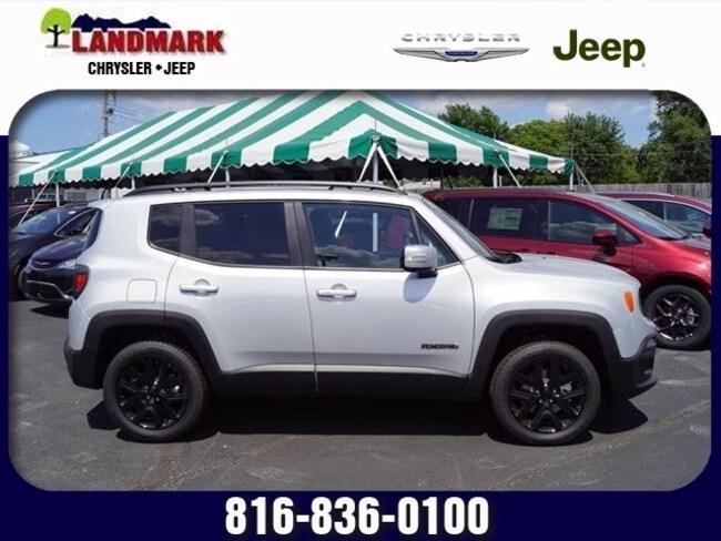 2018 Jeep Renegade ALTITUDE 4X4 Sport Utility