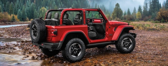 Differences Between The 2019 Wrangler 2020 Jeep Wrangler