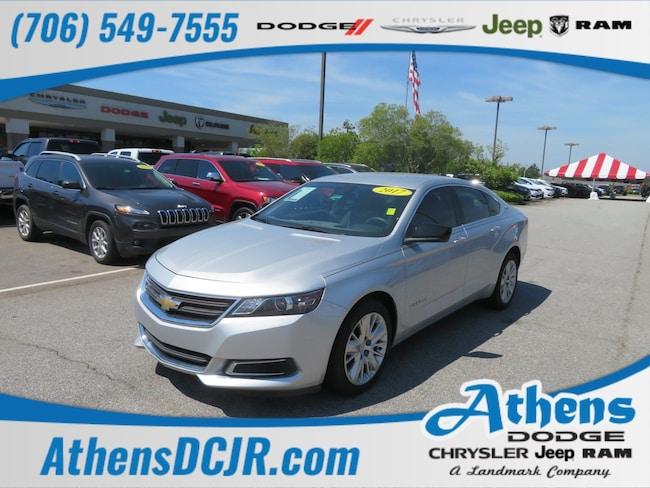 2017 Chevrolet Impala LS Sedan