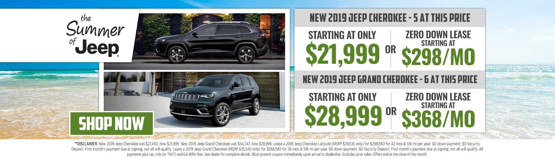Jeep and Ram Trucks Dealer in Atlanta, GA   New Jeep and RAM Trucks