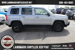 Certified 2016 Jeep Patriot 2WD Sport SUV for Sale in Springfield, IL