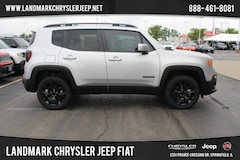 New 2018 Jeep Renegade ALTITUDE 4X4 Sport Utility for Sale in Springfield IL