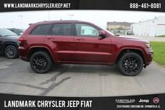 New 2019 Jeep Grand Cherokee ALTITUDE 4X4 Sport Utility for Sale in Springfield, IL