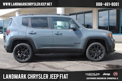 New 2018 Jeep Renegade ALTITUDE 4X4 Sport Utility for Sale in Springfield, IL