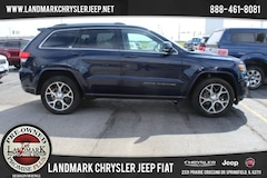 Certified 2018 Jeep Grand Cherokee 4WD Sterling Edition SUV for Sale in Springfield, IL