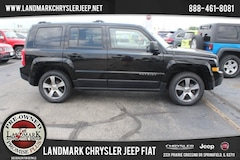 Certified 2016 Jeep Patriot 2WD High Altitude Edition SUV for Sale in Springfield, IL