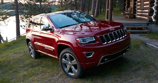 2016 Jeep Grand Cherokee Decatur, IL