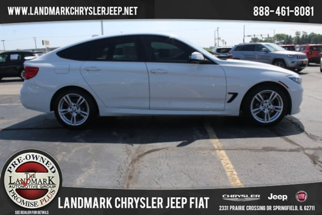 Used Cars For Sales Springfield Il 2015bmw3 Series Gran Turismo328i Xdrivewba3x5c55fd561953