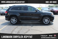 Certified 2015 Jeep Grand Cherokee 4WD Summit SUV for Sale in Springfield, IL