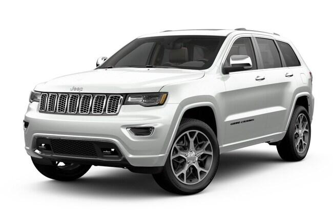 2019 Jeep Grand Cherokee OVERLAND 4X4 Sport Utility