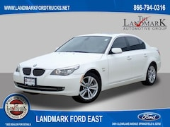 Used 2010 BMW 5 Series 528i xDrive Sedan for Sale in Springfield, IL