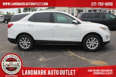 Certified 2019 Chevrolet Equinox LT SUV for Sale in Springfield, IL