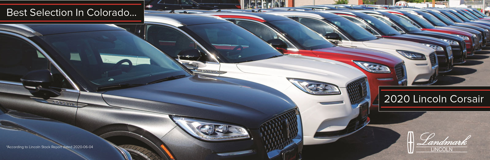New And Used Lincoln Car Dealership Located In Englewood Co Landmark Lincoln