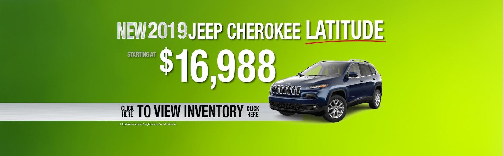 Landmark South DCJR | Dodge Chrysler Jeep Ram Dealership - Belton, MO