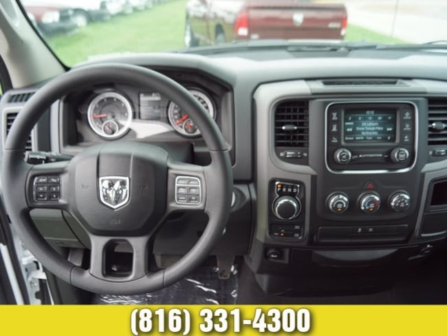 2018 Ram 1500 EXPRESS QUAD CAB 4X4 6'4 BOX For Sale in ...