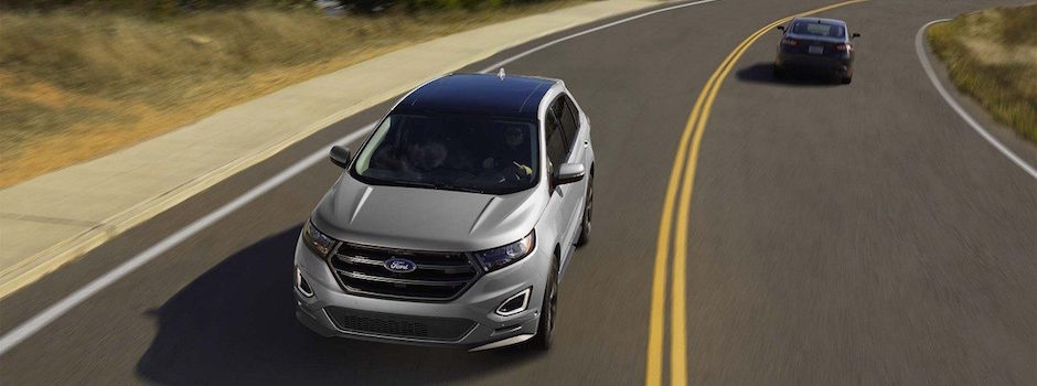 Lane Keeping Technology On The  Ford Edge