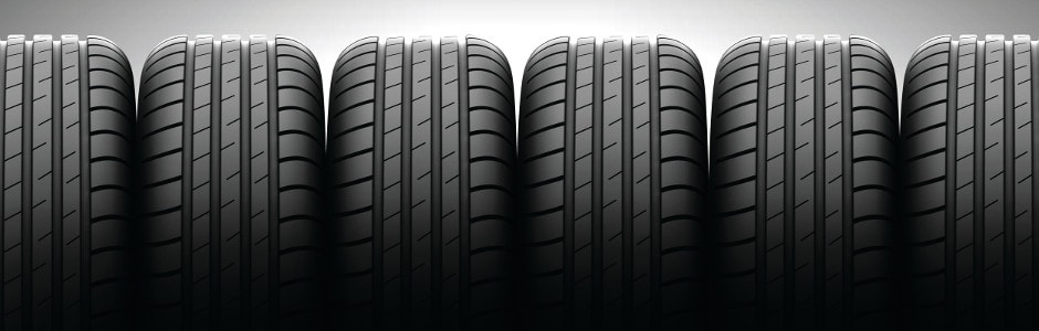 Buying new Ford tires in Springfield, IL