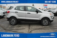 2019 Ford EcoSport S SUV for sale near Springfield, IL