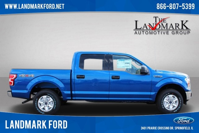2018 Ford F-150 4WD XLT Supercrew Truck for sale in Springfield, IL