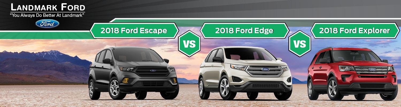 A Comparison Of The  Escape Edge Explorer