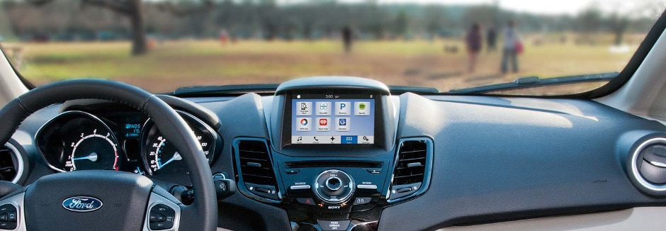 Ford SYNC Technology in Springfield, IL