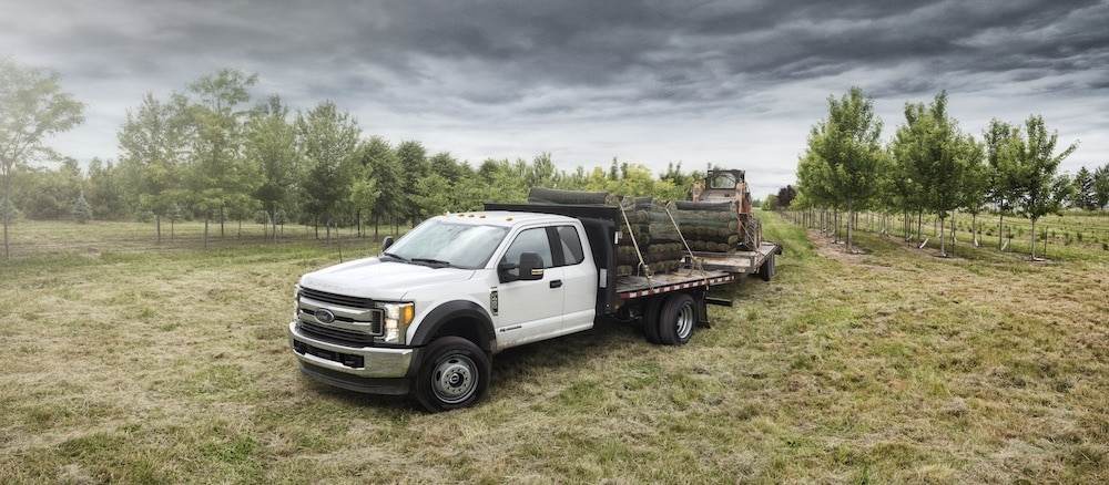 2018 Ford Super Duty Pickup Tricks Available in Springfield, IL